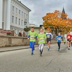 6. Tartu Linnamaraton - Kai Kippasto (2351), Kalle Lillemets (2584)