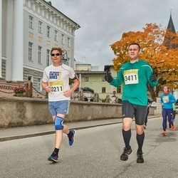 6. Tartu Linnamaraton - Toomas Tilk (3211), Rodion Sorokin (3411)