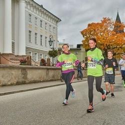 6. Tartu Linnamaraton - Karin Kivi (2358), Inga Niit (2752)