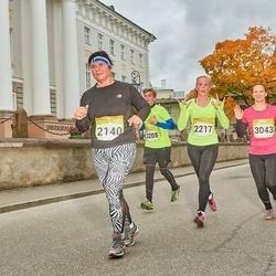 6. Tartu Linnamaraton - Anne Hallik (2140), Anna-Triin Jezova (2217), Liis Saks (3043)