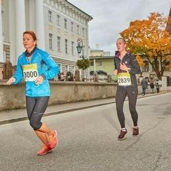 6. Tartu Linnamaraton - Ester Pedosk (2839), Margit Rootsi (3000)