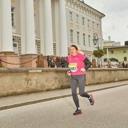 6. Tartu Linnamaraton - Aivi Käba (2481)