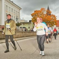 6. Tartu Linnamaraton - Elina Villemson (3336), Peep Margus (3615)