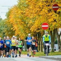 6. Tartu Linnamaraton - Ilmar Ansko (21), Artur Rauk (510)