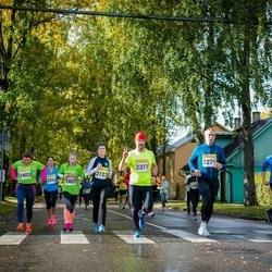 6. Tartu Linnamaraton - Catherine Gibson (2123), Tarmo Kalling (2279), Denis Kolesnikov (2377), Ketlin Kopp (2402), Leelia Kopp (2403)