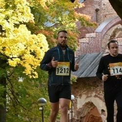 6. Tartu Linnamaraton - Sander Kõivuste (1212)
