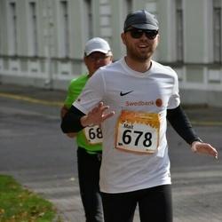 6. Tartu Linnamaraton - Mait Kadarpik (678)