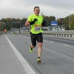 6. Tartu Linnamaraton - Artis Davidnieks (628)