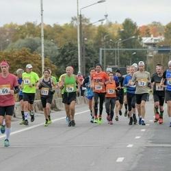 6. Tartu Linnamaraton - Hannes Veide (13), German Terehhov (14), Margus Kivirüüt (69), Artur Rauk (510), Kristjan Enno (617)