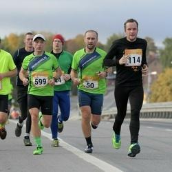 6. Tartu Linnamaraton - Björn Puna (50), Ahti Nuga (59), Karre Lauring (599)