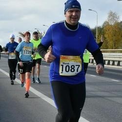 6. Tartu Linnamaraton - Marek Ilves (1087)