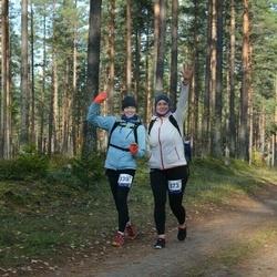 Eesti Maastiku Maraton - Kerttu Sildvee (339), Kadri Kevade (373)
