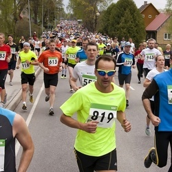 SEB 31. Tartu Jooksumaraton - Jüri Saar (578), Siim Saidla (597), Agu Vilu (613), Erki Väljaots (772), Märt Jõekäär (819), Jan Lätt (852), Kaarel Kuusk (916), Erik Fogtmann (943), Indrek Ott (983)