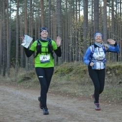 Eesti Maastiku Maraton - Mirjam Randla (41), Kulla Rüütel (266)