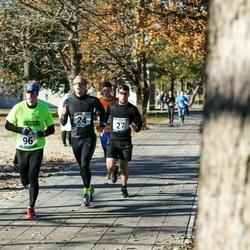 Pärnu Rannajooks - Kardo Aia (24), Alvar Valtna (27), Cristian Anton (96)