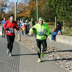 Pärnu Rannajooks - Avo Taats (71), Olev Mitt (72)
