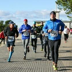 Pärnu Rannajooks - Armin Tänav (235), Pjotr Hruštšov (704)