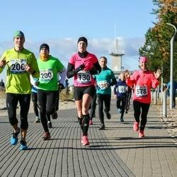 Pärnu Rannajooks - Krista Puks (130), Siim Piirak (200), Taavi Kunder (206)