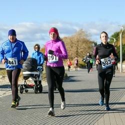 Pärnu Rannajooks - Madli Tambet (391), Jaanus Strikholm (441), Kelly Raadik (593)