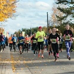 44. Saaremaa kolme päeva noorte jooks - Anna Maria Raspel (16), Liis Grete Atonen (24)