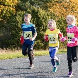 44. Saaremaa kolme päeva noorte jooks - Anna Mia Atonen (25), Rudolf Jürviste (30), Marit Tarm (42)