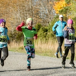 44. Saaremaa kolme päeva noorte jooks - Berta Kurvits (55), Anni Kubjas (104), Mia Lopsik (799)