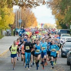 44. Saaremaa kolme päeva jooks - Andi Noot (1), Raido Mitt (280), Ilja Nikolajev (434)