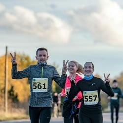 44. Saaremaa kolme päeva jooks - Melissa Tuuling (557), Ander Avila (561)