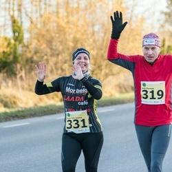 44. Saaremaa kolme päeva jooks - Aalo Parmas (319), Kadri-Ann Jundas (331)