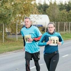 44. Saaremaa kolme päeva jooks - Janek Aedmäe (97), Tiina Teidla (711)