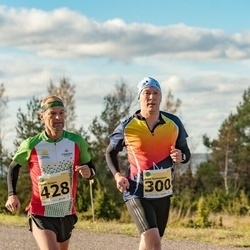 44. Saaremaa kolme päeva jooks - Arnis Sulmeisters (300), Paavo Rõigas (428)