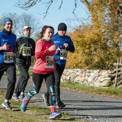 44. Saaremaa kolme päeva jooks - Aet Kull (509), Madis Lunkov (852)