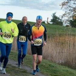 44. Saaremaa kolme päeva jooks - Ilgvars Āboltiņš (291), Arnis Sulmeisters (300), Aap Allmägi (409)