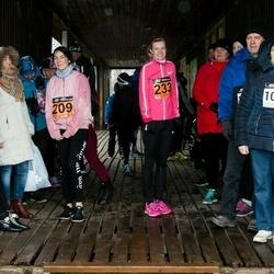 Tartu Novembrijooks - Lea Noe (209), Maria Kivimäe (233), Tiiu Illus (1034)