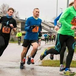 Tartu Novembrijooks - Vjatšeslav Košelev (1), Martin Vilismäe (58)