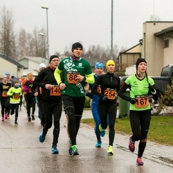 Tartu Novembrijooks - Edgar Kriisk (88), Triinu Bergmann (167)