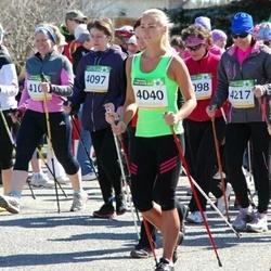 84. Suurjooks ümber Viljandi järve - Helen Takk (4040), Annika Rull (4097), Ulvi Kirs (4217), Aire Arumäe (4251)