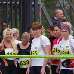 SEB 26. Maijooks - Andra Puusepp (113), Leila Eensalu (125), Ave-Stina Udam (219), Sonja Madismäe (538), Margarita Katchura (1464)