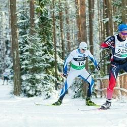 20. Tamsalu-Neeruti Maraton - Martten Kaldvee (16), Vladimir Vsivtsev (245)
