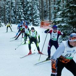 20. Tamsalu-Neeruti Maraton - Andrus Sojone (72), Viktor Murnikov (91)