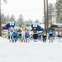 20. Alutaguse Maraton - Martin Nassar (4), Kaarel-Kasper Kõrge (10)