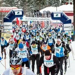 20. Alutaguse Maraton - Arno Pärna (163), Jaanus Pino (172), Rando Sui (176), Rivo Räim (191)