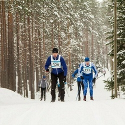 20. Alutaguse Maraton - Aare Pilvet (126), Andrey Roop (193)