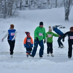 9. Mulgi Uisumaraton - Taavi Varkel (305), Ade Sild (327), Kevin Varkel (350), Janno Sild (436), Kerli Ratas (511)