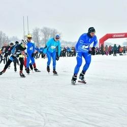 9. Mulgi Uisumaraton - Kuido Koppel (1), Kermo Randmäe (2), Aare Hommik (121)