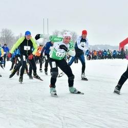 9. Mulgi Uisumaraton - Aare Heinla (6), Tõnu Hendrikson (141)