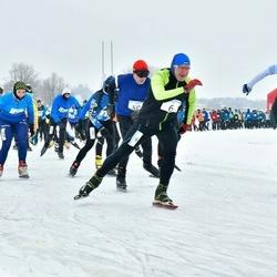 9. Mulgi Uisumaraton - Aare Heinla (6), Mikk Pääru (56)