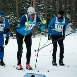 20. Alutaguse Maraton - Georgi Vinogradov (151), Hannes Kägu (246), Aleksei Mersadykov (304)
