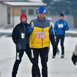 9. Mulgi Uisumaraton - Ago Tähiste (519)