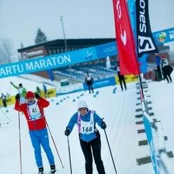 45. Tartu Maratoni Avatud Rada - Kristiina Rull (168)